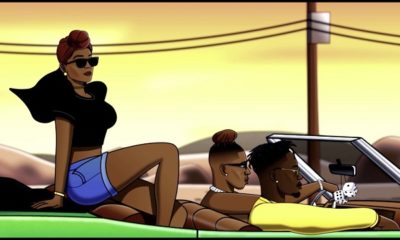 [Video] Krizbeatz – Pamela ft. Mr Eazi & Vanessa Mdee (Visualizer)