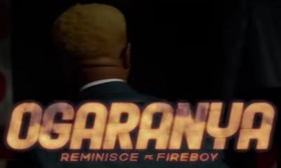 [Video] Reminisce – Ogaranya ft. Fireboy DML