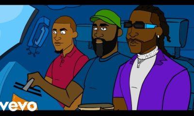 [Video] Show Dem Camp – True Story ft. Burna Boy (Visualizer)