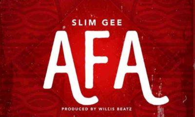 Slim Gee – Afa (prod. WillisBeatz)