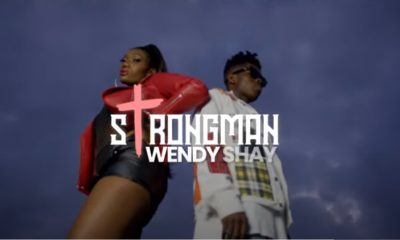 [Video] Strongman – Mokobe ft. Wendy Shay