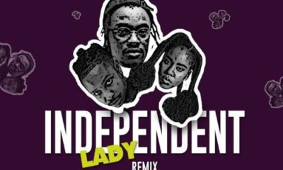 Yaw Berk – Independent Lady (Remix) ft. Kelvyn Boy & MzVee