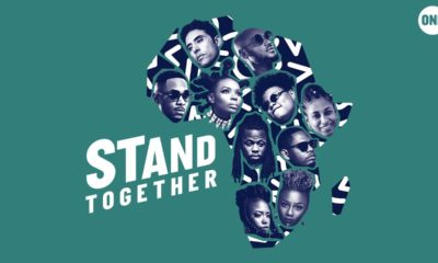[Video] 2Baba, Yemi Alade, Teni & More – Stand Together