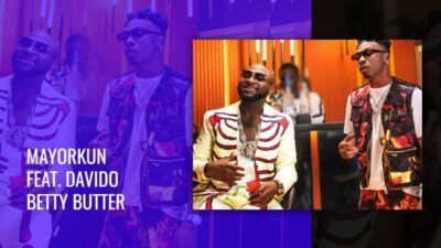 [Video] Mayorkun – Betty Butter ft. Davido
