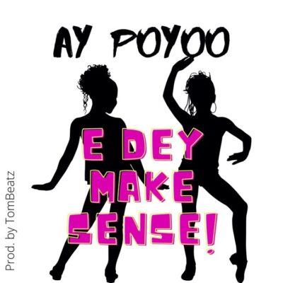 AY Poyoo – E Dey Make Sense