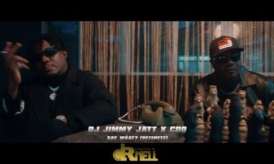[Video] DJ Jimmy Jatt – Say What? (Pete Peté) ft. CDQ