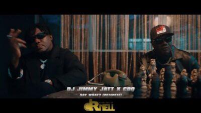 [Video] DJ Jimmy Jatt – Say What? (Pete Peté) ft. CDQ