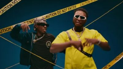 [Video] DJ Kaywise – What Type Of Dance ft. Naira Marley, Mayorkun & Zlatan