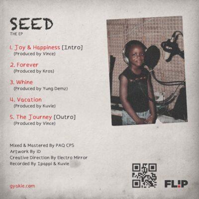 Gyakie – Seed EP