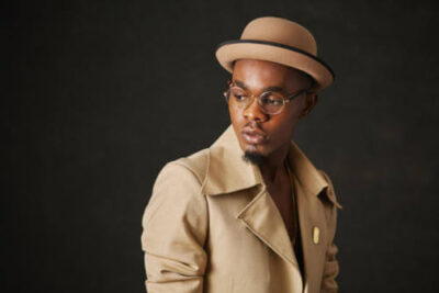 "Patoranking unlocks artwork for forthcoming studio album, ""Three"""