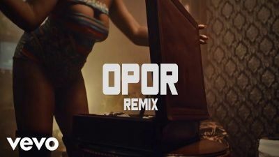 [Video] Rexxie – Opor (Remix) ft. Zlatan & LadiPoe