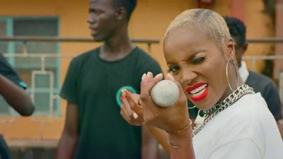 [Video] Seyi Shay – Tuale ft. Ycee, Zlatan & Small Doctor