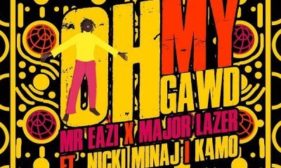 Mr Eazi & Major Lazer – Oh My Gawd ft. Nicki Minaj & K4MO