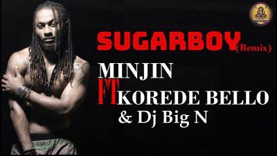 [Video] Minjin – Sugarboy (Remix) ft. Korede Bello & DJ Big N