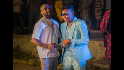 [Video] Olakira – In My Maserati (Remix) ft. Davido