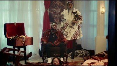 [Video] Omah Lay – Damn