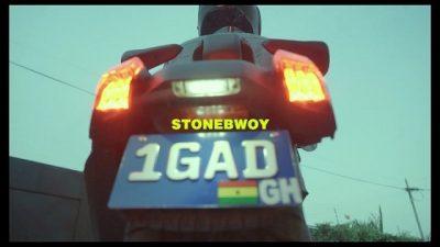 [Video] Stonebwoy – Blaze Dem (Freestyle)