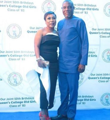 Burna Boy's Parents, Bose & Samuel Ogulu marks 30th Wedding Jubilee