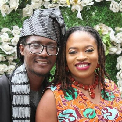 Jesse Jagz weds lover, Tolu, in a private wedding ceremony