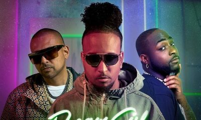 Ir Sais – Dream Girl (Global Remix) ft. Davido & Sean Paul