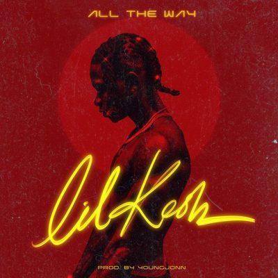 Lil Kesh – All The Way (Instrumental)