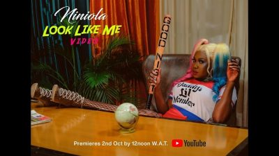 [Video] Niniola – Look Like Me
