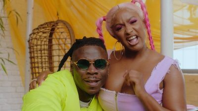 [Video] DJ Cuppy – Karma ft. Stonebwoy
