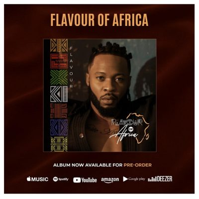 "Flavour to unveil ""Flavour Of Africa"" album in December"