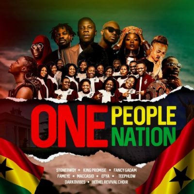 Stonebwoy – One People One Nation