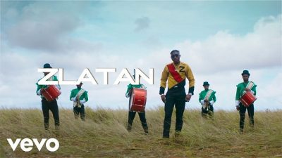 [Video] Zlatan – Lagos Anthem
