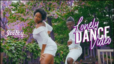 [Dance Video] Joeboy – Lonely
