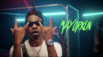 [Video] Mayorkun – Your Body