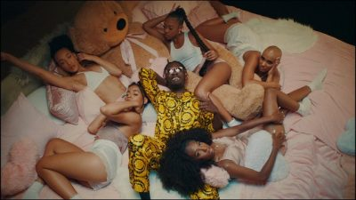 [Video] Mr Eazi – Lento ft. J Balvin
