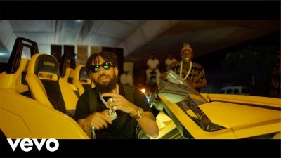 [Video] Phyno – For The Money ft. Peruzzi