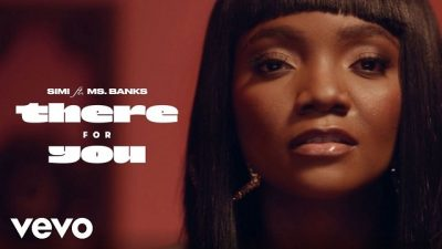 [Video] Simi – There For You ft. Ms Banks