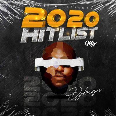 DJ Big N – 2020 Hitlist Mixtape