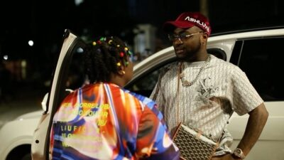 "Teni is set to feature Davido on new single, ""For You"""