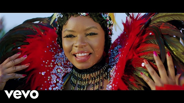 [Video] Yemi Alade – Turn Up