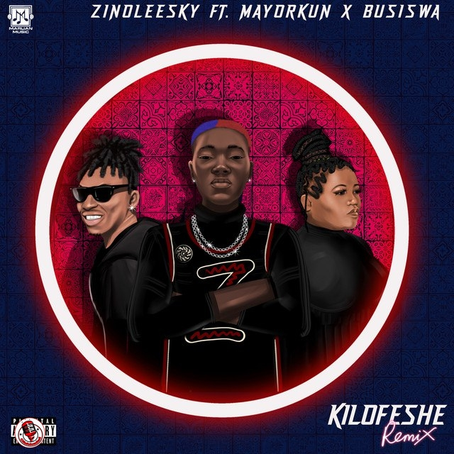 Zinoleesky – Kilofeshe (Remix) ft. Mayorkun & Busiswa