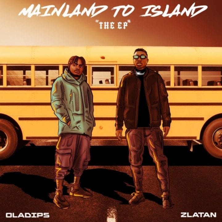 OlaDips & Zlatan – Mainland To Island