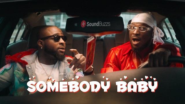 [Video] Peruzzi – Somebody Baby ft. Davido