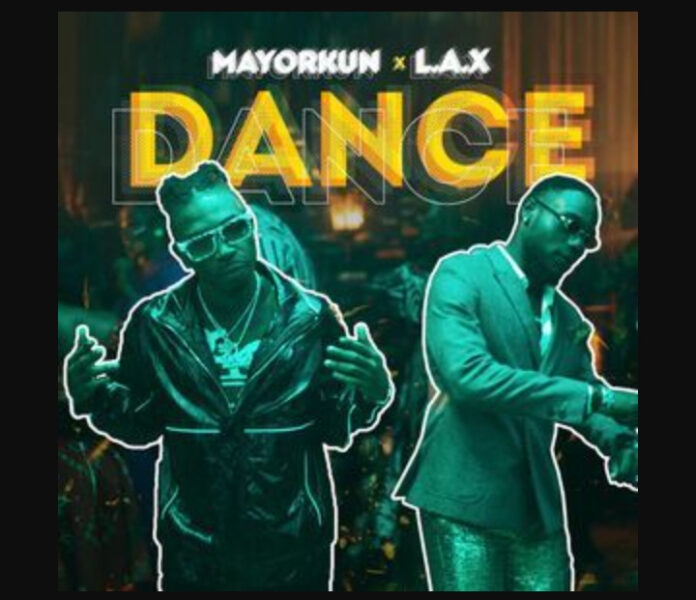 Mayorkun – Dance (Oppo) ft. L.A.X