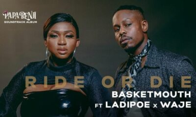[Video] Basketmouth – Ride Or Die ft. LadiPoe, Waje