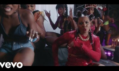 [Video] Yemi Alade – Temptation ft. Patoranking