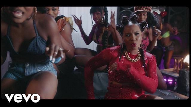 [Video] Yemi Alade – Temptation ft. Patoranking