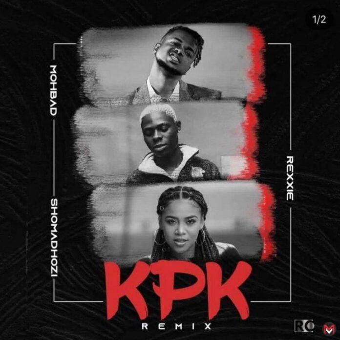 Rexxie – KPK (Ko Por Ke) [Remix] ft. Mohbad, Sho Madjozi