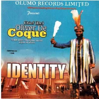 Oliver De Coque – Identity