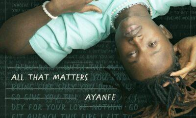 Ayanfe – My Mind ft. Peruzzi