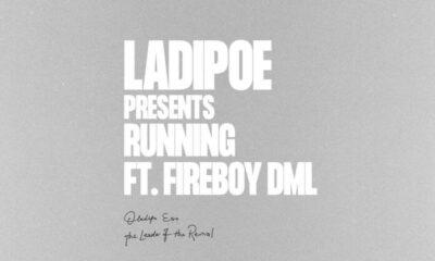 LadiPoe – Running ft. Fireboy DML