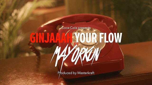 Coca Cola ft. Mayorkun – Ginjaaah Your Flow